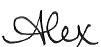 Alex Signature